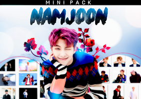 MINI PACK: Rap Monster Birthday! by Hallyumi