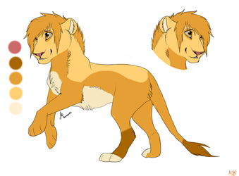 Lion Adoptables 1: CLOSED by MoonShineSTP