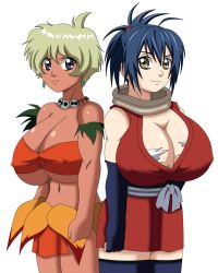 Breast Expansion Goddesses by CrossCutter by Pharaoh-Sauron