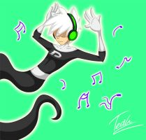 Make the Music Flow by FoxyTeah