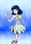 Blue Sky Parade Coord by TheLocked