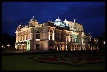 Cracow opera house by smeghead1976