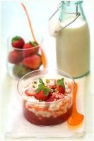 Coconut Rice Pudding by lilamel21