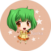 Macross Frontier: Ranka by linlilian