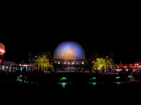 Epcot by daniband