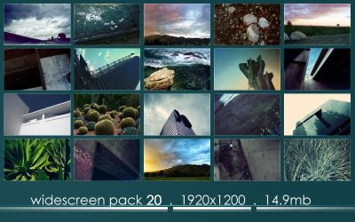 widescreen pack 20 by ether
