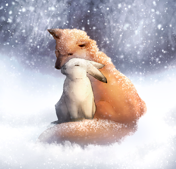 Keep Me Warm by Sitroner