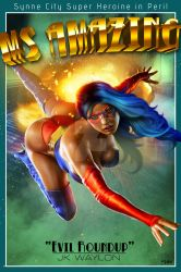 Ms Amazing: Evil Roundup by ISIKOL