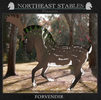 ES Forvendir 2557 by NorthEast-Stables