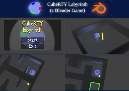 CubeRTY [Game] by scadl
