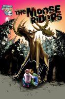 The Moose Riders , Chapter 1 by charlando