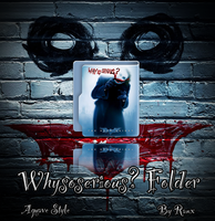Whysoserious? Folder by Ranx-88