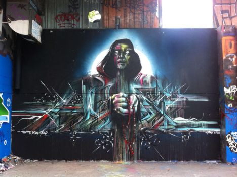 Painting Religion by TSFcrew