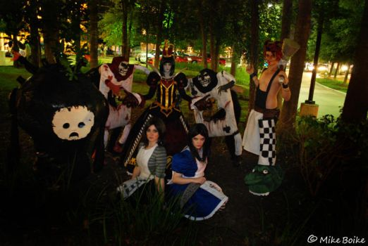 Alice: Madness Returns by Pancake-mix