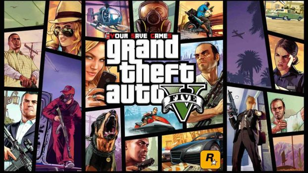 Grand Theft Auto V [GTAV] (100% PC Save Game) by YourSaveGames