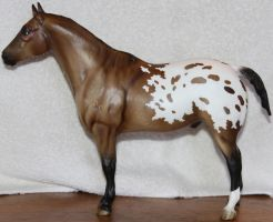 Breyer Chalky Version Indian Pony Stock 2 by Lovely-DreamCatcher