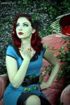 Pin-up Ivy by MissMandyMotionless