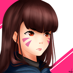 D.Va by AB-Anarchy