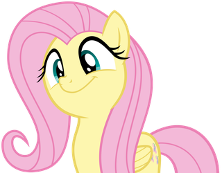Flutters by The-Smiling-Pony
