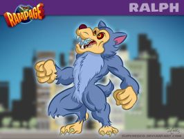 Rampage - Ralph by SuperEdco