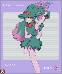 POKEMON GIJINKA PROJECT No200 by SpicyPoptart