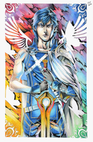 The exalted Chrom by VKliza