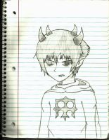 Sollux God tier by tweedledeekaoru21