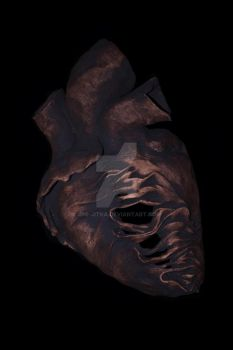 Heart III. Maw / 2013 by JPS-Jitka