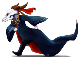 Elias Ainsworth by seerTime