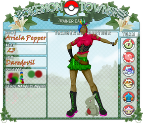 Ariela Pepper PTS application sheet by Lord-Siver