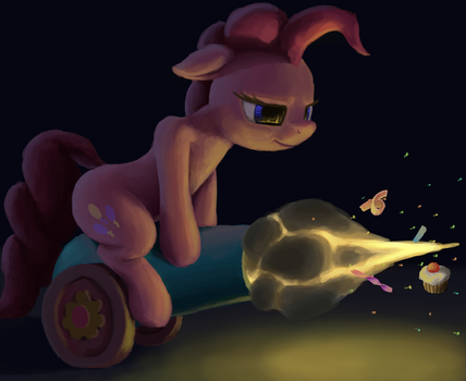Party Cannon by odooee