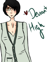 { Deviant High -- M'husband } by grotesqueNostalgia