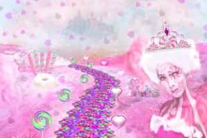 Candyland Queen by BadAssSpartaSpawn