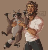 Raccoon Manager by forstyy