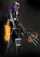 DS Tali by spaceMAXmarine