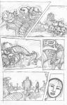 The Devil and the Detective #2 Page 16 Pencils by JJ422