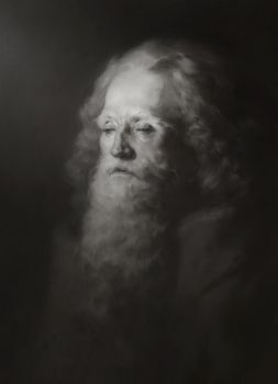 Portrait of a Wizard by pure-in-heart