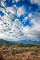Clouds by FeralWhippet