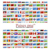 countries icons pngs. by itstew
