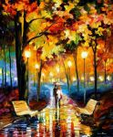 Anticipation Of Happiness by Leonid Afremov