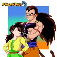 DragonBall RxR by MSprinkleZ
