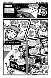 Shonen Punk pg 902 the wrong hands by andehpinkard