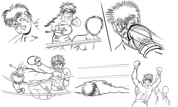What if Volg Beat Ippo? by SwayzeOne