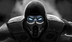 Sub-Zero by DarthPonda
