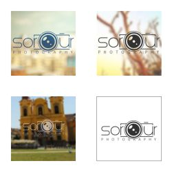 Sorour Photography logo by ka-D