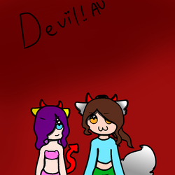 Devil!AU (OC) by Yummilicous
