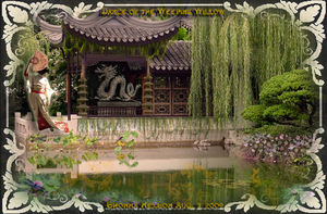 Dance of the Weeping Willow by MisssBarbie
