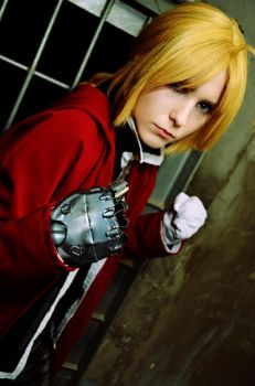 FMA: Blood Red by Kaira27