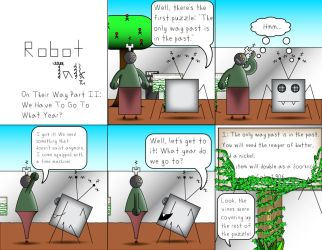 Robot Talk, Issue 5 by Down-Flower