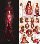 COM: Lilianthus Character Page by Ahniki